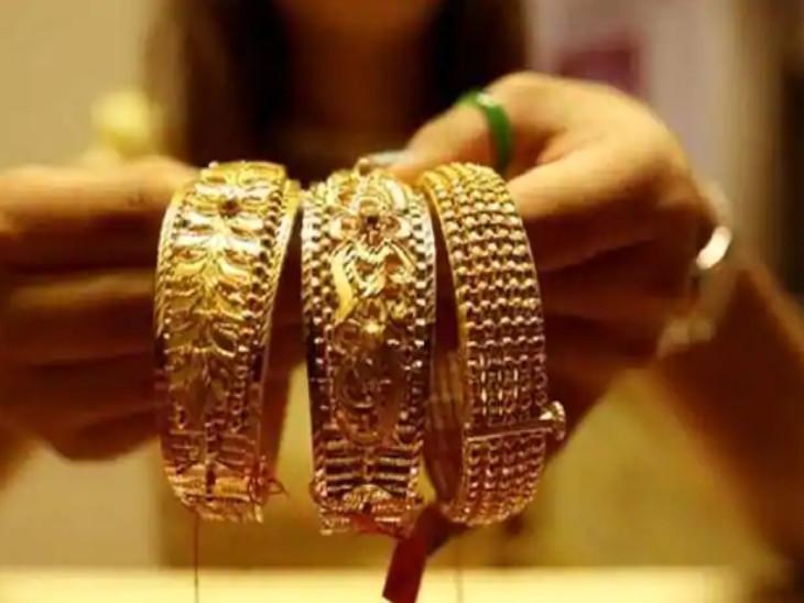 भारत दुनिया का सबसे बड़ा गोल्ड आयातक देश है। ज्वैलरी इंडस्ट्री में सोने की सबसे ज्यादा मांग रहती है। - Dainik Bhaskar
