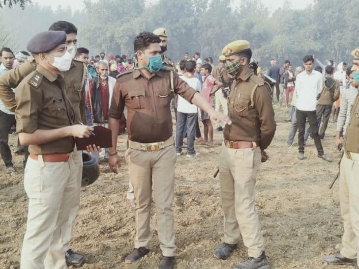 प्रयागराज में मर्डर: गांव से दिवाली मनाने आए युवक की हत्या;  2 आरोपी गिरफ्तार