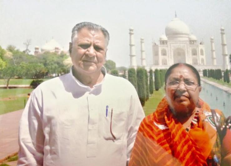 41 साल पहले टीचर की नौकरी छोड़कर राजनीति में उतरे थे मास्टर भंवरलाल, पहला चुनाव हारा, फिर 5 बार विधायक रहे|जयपुर,Jaipur - Dainik Bhaskar
