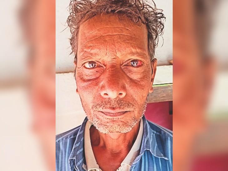 राेटी खाने के लिए घर गया मजदूर तो खेत मालिक ने जमकर पीटा, बचाव में आई पत्नी से भी धक्कामुक्की|श्योपुर,Sheour - Dainik Bhaskar