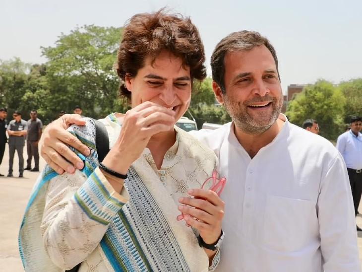 राजद नेता शिवानंद बोले- राहुल बिहार चुनाव के लिए प्रचार करने की बजाय प्रियंका के साथ पिकनिक मना रहे थे|देश,National - Dainik Bhaskar