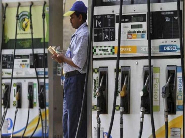 देश में नवंबर माह में डीजल बिक्री 5% घटी, बीते डेढ़ महीने से नहीं हुआ कीमत में बदलाव|बिजनेस,Business - Dainik Bhaskar