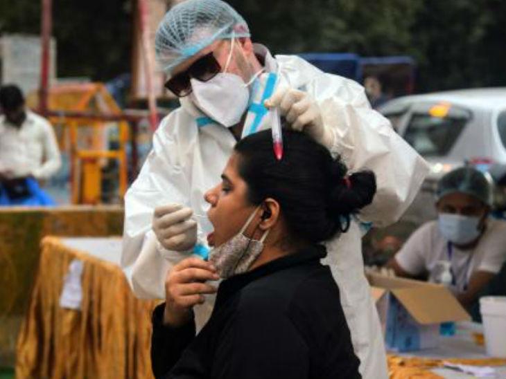 बीते दिनों में दिल्ली में प्रतिदिन कोरोना से सात-आठ हजार नए मामले सामने आए हैं।