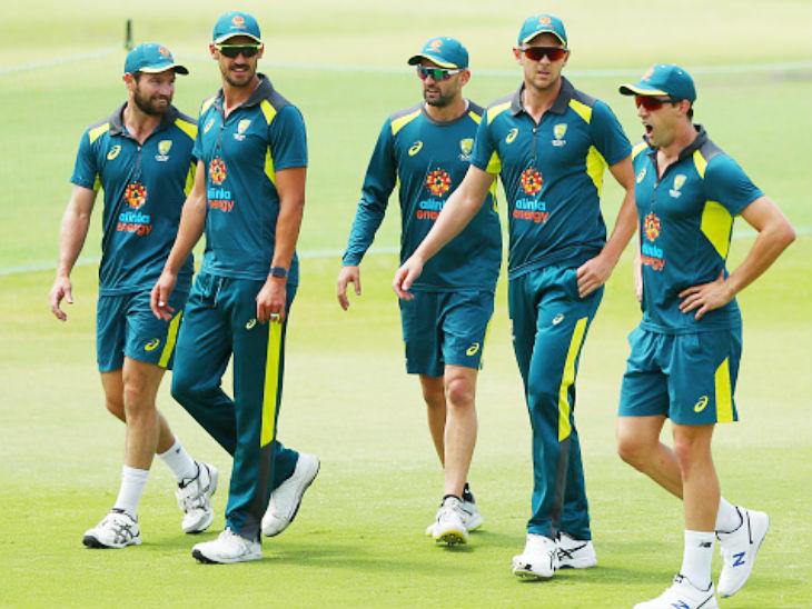 ऑस्ट्रेलियाई टेस्ट कप्तान टिम पेन, मैथ्यू वेड, मार्नस लाबुशेन, जो बर्न्स समेत कई खिलाड़ियों को एयरलिफ्ट किया गया। - Dainik Bhaskar