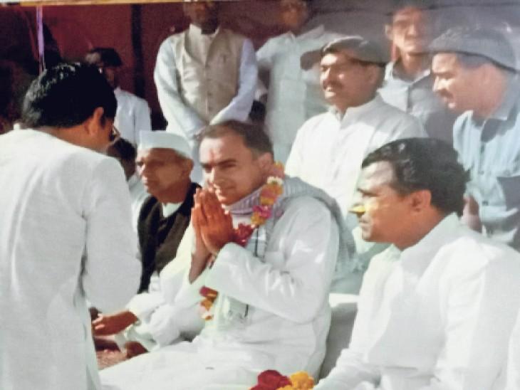 पहले चुनाव में हार के भंवर में फंसे थे मेघवाल, अंतिम चुनाव में सबसे ज्यादा वोटों से जीत खुद को मास्टर साबित किया|सुजानगढ़,Sujangarh - Dainik Bhaskar
