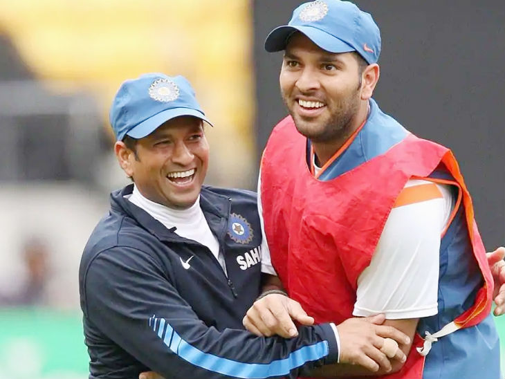 तेंदुलकर ने लारा-गेल का गिफ्ट शेयर किया, युवराज बोले- आप हमारे दिल से कभी रिटायर नहीं होंगे|क्रिकेट,Cricket - Dainik Bhaskar