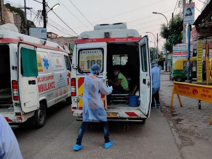 ज्वेलरी शॉप के 20 कर्मचारी संक्रमित, संपर्क में आए ग्राहकों की बन रही सूची; 194 नए पाॅजिटिव, 3 की मौत|इंदौर,Indore - Dainik Bhaskar