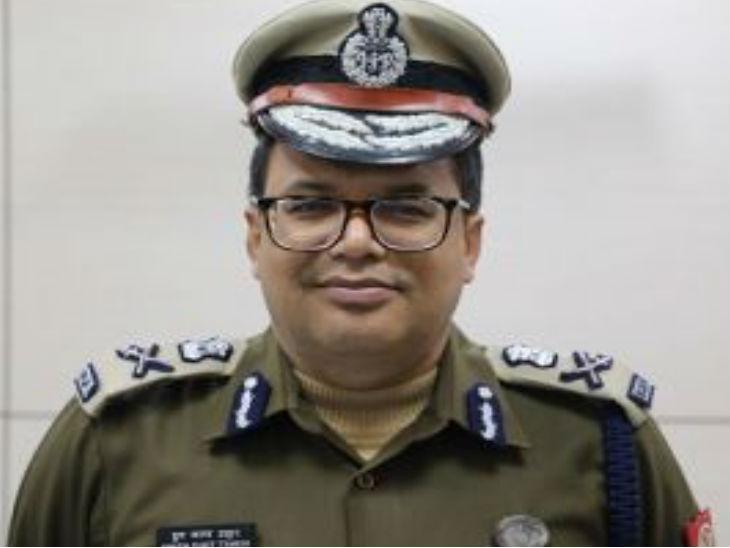 DK ठाकुर बने लखनऊ के नए पुलिस कमिश्नर, फिरोजाबाद में जिला आबकारी अधिकारी पर गिरी गाज लखनऊ,Lucknow - Dainik Bhaskar