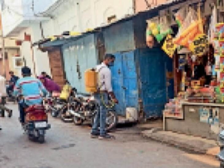 मौसम में बदलाव होते ही कोरोना के साथ डेंगू और मलेरिया भी बढ़ा|उज्जैन,Ujjain - Dainik Bhaskar