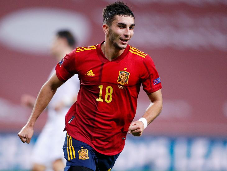 टॉरेस की हैट्रिक से जीता स्पेन, जर्मनी को 6-0 से हराकर सेमीफाइनल में; फ्रांस भी क्वालिफाई स्पोर्ट्स,Sports - Dainik Bhaskar