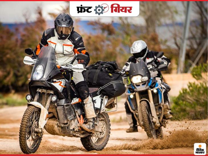 लॉन्ग राइंडिंग पर जा रहे तब जरूर पहने ये सेफ्टी सूट, धूल और मौसम के साथ चोट लगने से भी बचाएगा|टेक & ऑटो,Tech & Auto - Dainik Bhaskar