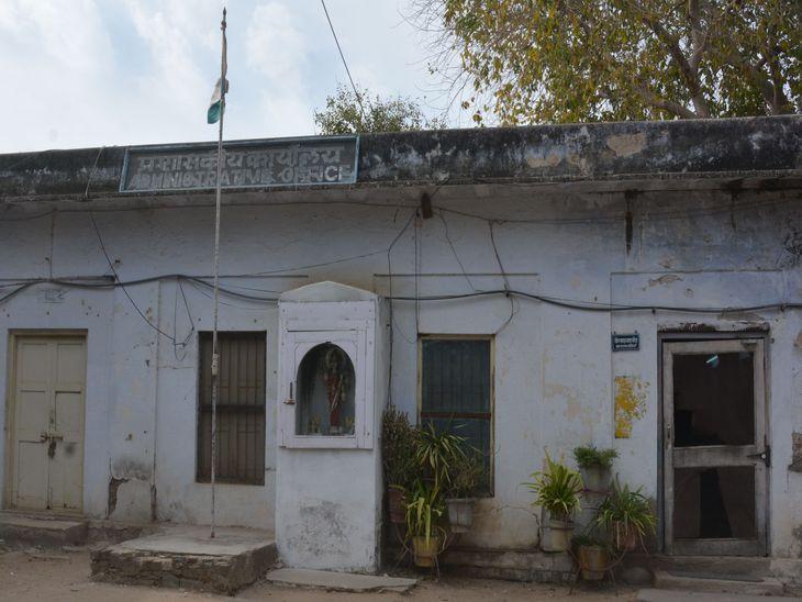 महालक्ष्मी मिल, ब्यावर का प्रशासनिक भवन