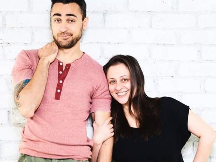 अलग रह रही पत्नी नहीं चाहती थी एक्टिंग छोड़ें इमरान खान, ससुर का खुलासा-इस बात पर भी दोनों के बीच हुआ था विवाद|बॉलीवुड,Bollywood - Dainik Bhaskar