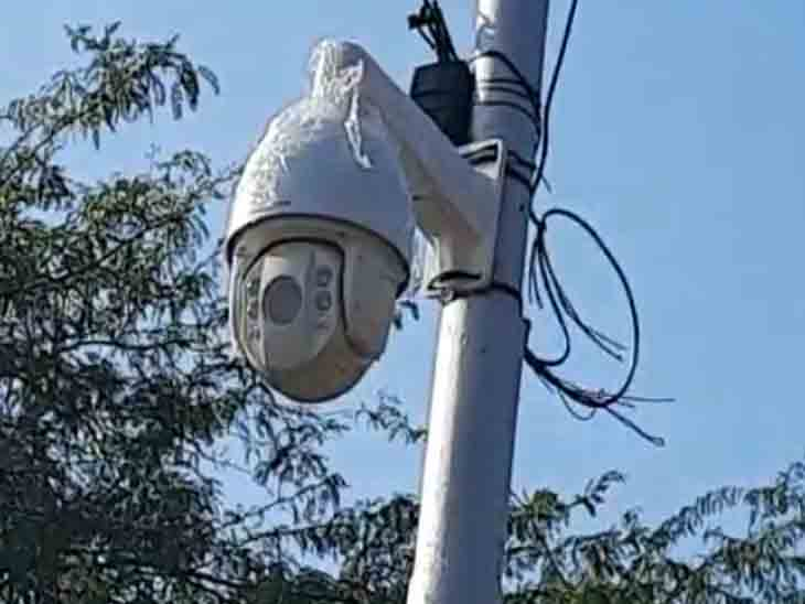 लेक के पास प्रशासन की ओर से 38 सीसीटीवी कैमरे लगाए गए है