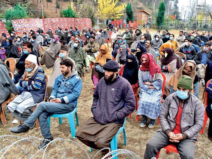 गुपकार के अंदर तकरार, चुनाव में भागीदारी से लेकर उम्मीदवारों के चयन पर खींचतान|देश,National - Dainik Bhaskar