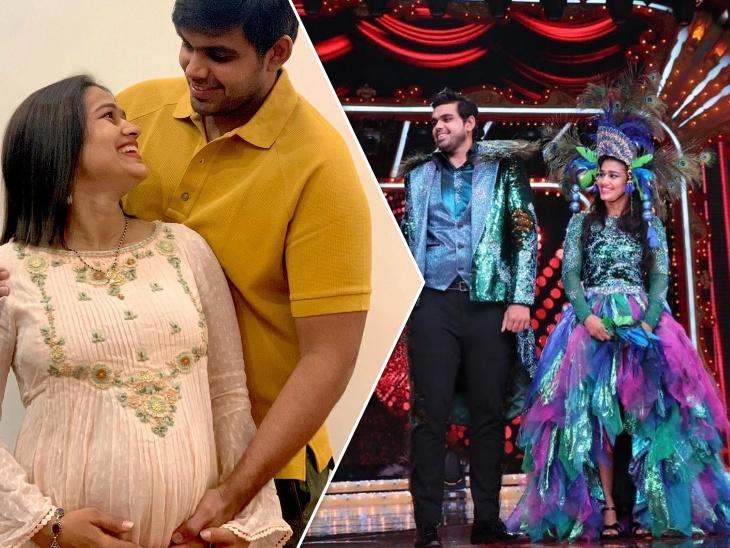 पहली बार मां बनने वाली हैं नच बलिए 9 में आ चुकीं रेसलर बबीता फोगाट, बेबी बम्प के साथ तस्वीर शेयर कर दी खुशखबरी|टीवी,TV - Dainik Bhaskar