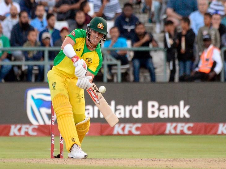 वॉर्नर ने कहा- कोहली के उकसावे में नहीं आऊंगा; बल्ले से दूंगा जवाब क्रिकेट,Cricket - Dainik Bhaskar