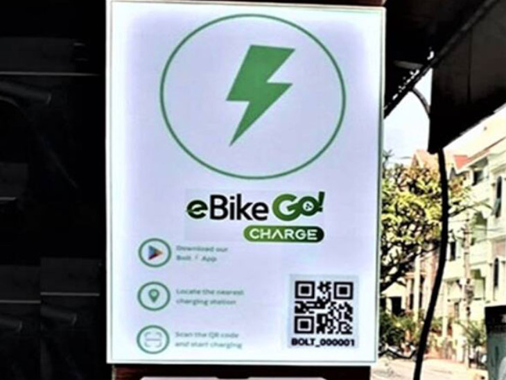 पांच शहरों में 3000 स्मार्ट चार्जिंग स्टेशन लगाएगा eBikeGo, दोपहिया वाहन चार्ज किए जा सकेंगे बिजनेस,Business - Dainik Bhaskar