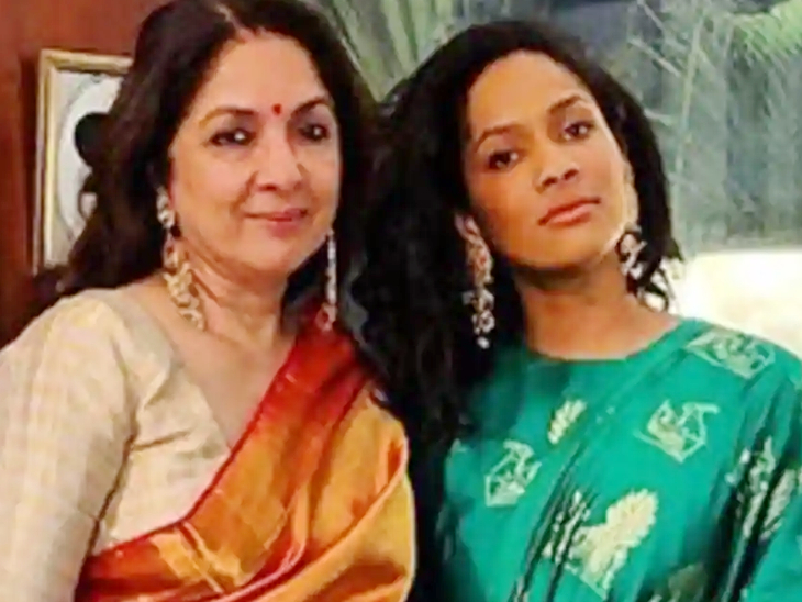 "Masaba Gupta Reveals She Was Called Bastard Child Because Of Her Parents unconventional relationship |  31-year-old Masaba said – Due to the incomplete relationship of the parents, I was taunted at school by saying ""H #""."
