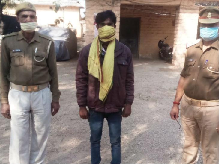 मिर्जापुर में स्कूल जाते समय छेड़खानी करता था पड़ोसी, तंग आकर 9वीं की छात्रा ने खुद को आग के हवाले किया, मौत|उत्तरप्रदेश,Uttar Pradesh - Dainik Bhaskar