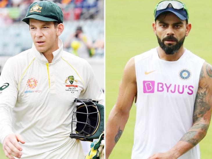 ऑस्ट्रेलियाई कप्तान पेन ने कहा- 2018 में भारत से हारने पर हुआ था दुख, बदला लेने को तैयार|स्पोर्ट्स,Sports - Dainik Bhaskar