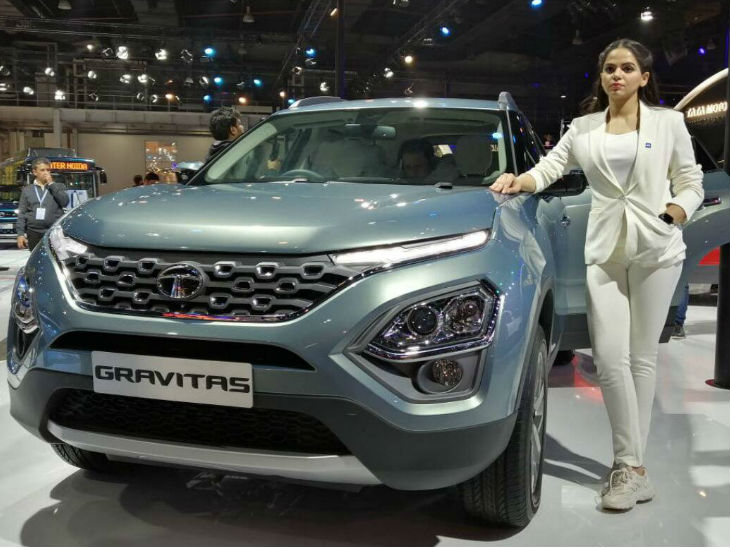 2021 की शुरुआत में लॉन्च होगी टाटा ग्रेविटास SUV, जानिए पावर-फीचर्स और किसे मिलेगी चुनौती टेक & ऑटो,Tech & Auto - Dainik Bhaskar