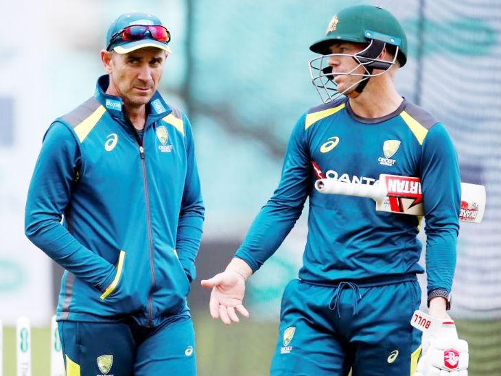 ऑस्ट्रेलियाई कोच लैंगर ने कहा- हमारे बर्ताव में सुधार हुआ, अब अपशब्द नहीं कहेंगे|स्पोर्ट्स,Sports - Dainik Bhaskar