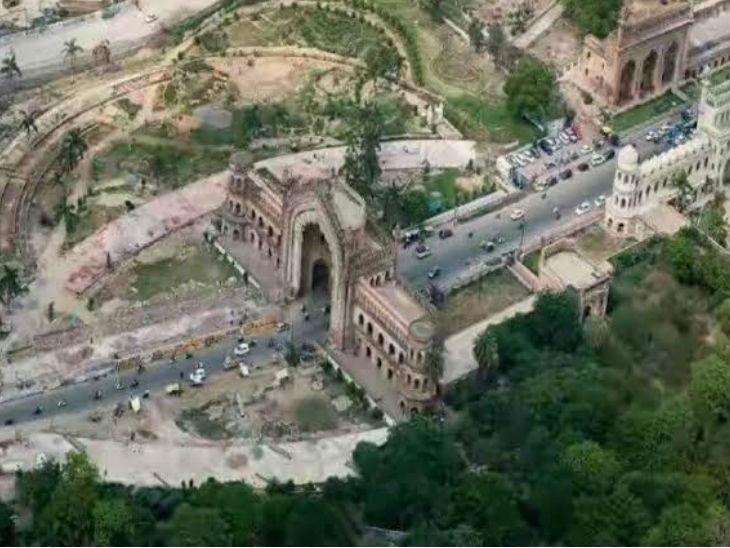 लखनऊ में खाली प्लाटों पर मिला कूड़ा तो भरना होगा 50 हजार का जुर्माना, न मानने पर नीलामी कर देगा नगर निगम|लखनऊ,Lucknow - Dainik Bhaskar