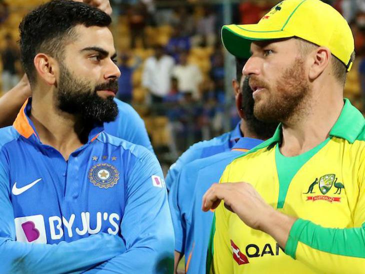 फिंच बोले- विराट वन-डे के बेस्ट प्लेयर्स में से एक, हमें उन्हें आउट करने के तरीके तलाशने होंगे|क्रिकेट,Cricket - Dainik Bhaskar