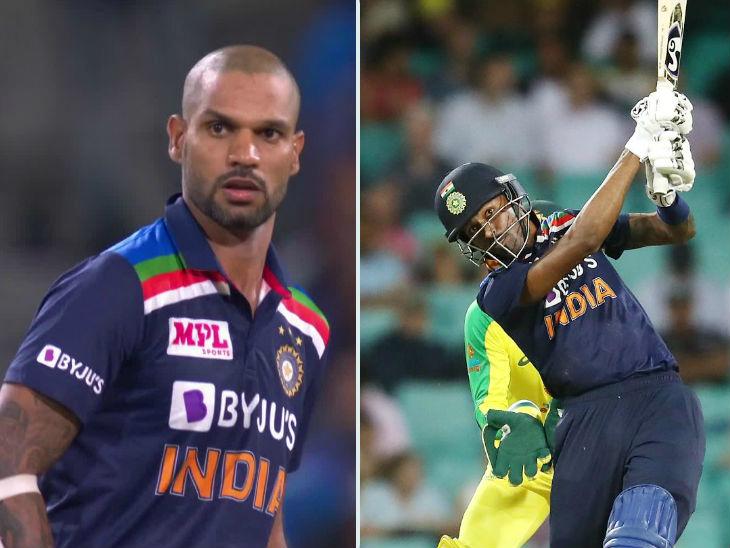 शिखर धवन ने 74 और हार्दिक पंड्या ने सबसे ज्यादा 90 रन बनाए। यह धवन की वनडे में 30वीं और पंड्या की 5वीं फिफ्टी रही।
