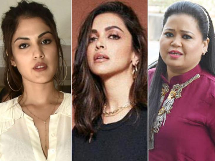 NCB ने कहा- ड्रग्स केस में अभी तक 34 गिरफ्तारियां लेकिन किसी सेलेब का ब्लड टेस्ट नहीं हुआ, भारती के टेस्ट की बात गलत बॉलीवुड,Bollywood - Dainik Bhaskar