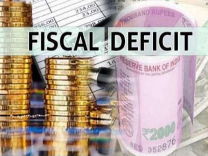 अप्रैल से अक्टूबर तक केंद्र सरकार का वित्तीय घाटा 9.53 लाख करोड़ रुपए पर पहुंच गया - Dainik Bhaskar