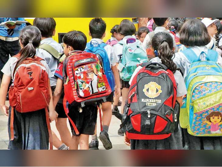 कम होगा बच्चों का बोझ: पहले से 12 वीं तक के सभी स्टूडेंट्स के लिए 10 दिन का 'नोक्स डे' होगा, स्टूडेंट्स के वजन का 10 फीसदी होगा स्कूल बैग का लोड