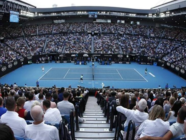 ऑस्ट्रेलियन ओपन अगले साल 18 जनवरी से 31 जनवरी के बीच खेला जाना है। (फाइल फोटो) - Dainik Bhaskar