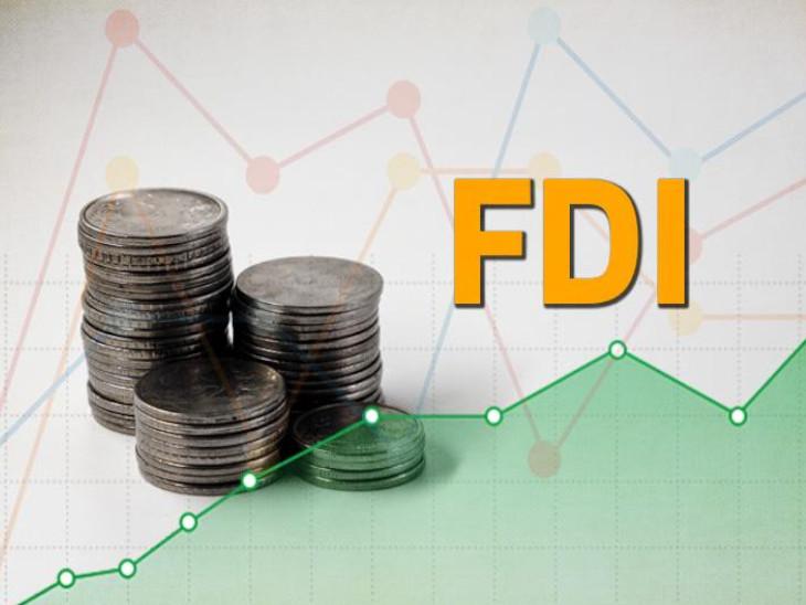 अप्रैल से सितंबर के दौरान FDI में 15% की बढ़ोतरी, 6 महीने में 30 बिलियन डॉलर का निवेश बिजनेस,Business - Dainik Bhaskar