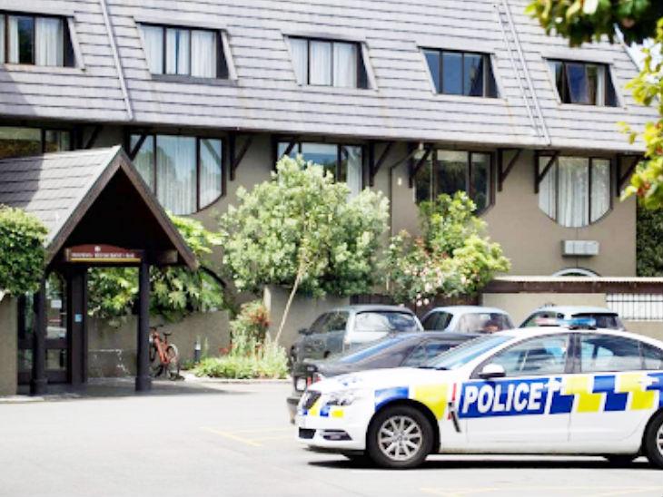 पाकिस्तान क्रिकेट टीम को क्राइस्टचर्च स्थित होटल में आइसोलेट किया गया है।
