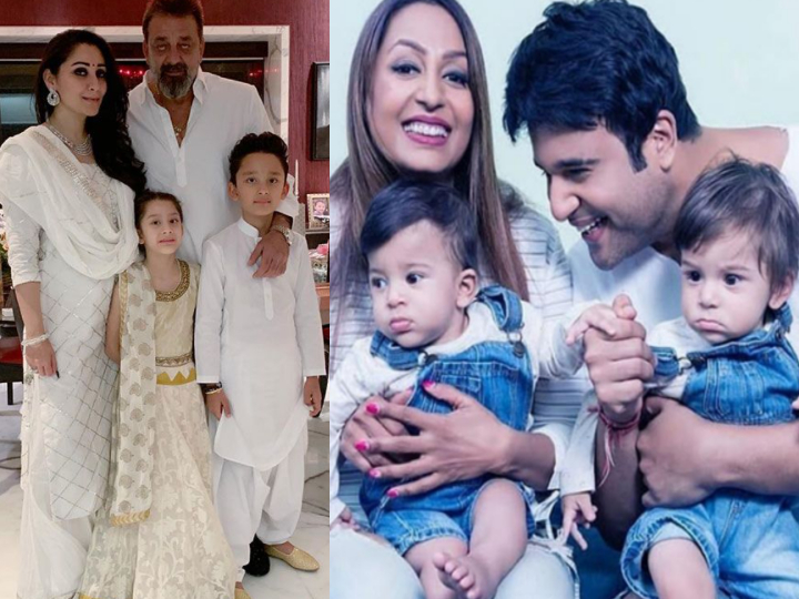 मान्यता से तीसरी शादी के बाद संजय बने थे जुड़वां बच्चों के पिता, 14 बार प्रेग्नेंट होने में नाकाम हो चुकीं कश्मीरा के घर जन्मे थे ट्विन्स