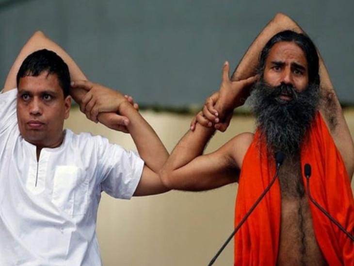 रुचि सोया के बोर्ड में डायरेक्टर बनेंगे योग गुरु बाबा रामदेव, छोटे भाई राम भरत बनेंगे मैनेजिंग डायरेक्टर|बिजनेस,Business - Dainik Bhaskar