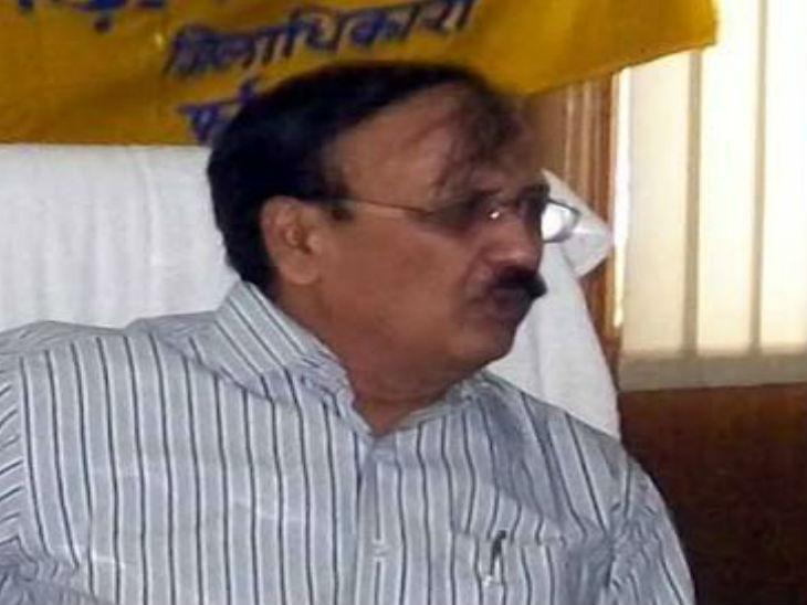 बलरामपुर का मनरेगा घोटाला, रिटायर्ड़ IAS सच्चिदानंद दुबे के खिलाफ अभियोजन की मंजूरी उत्तरप्रदेश,Uttar Pradesh - Dainik Bhaskar