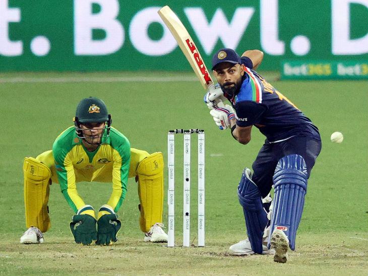 टीम इंडिया के कप्तान विराट कोहली शतक से चूक गए और 89 रन बनाकर आउट हुए। स्टीव स्मिथ ने उनका शानदार कैच पकड़ा।