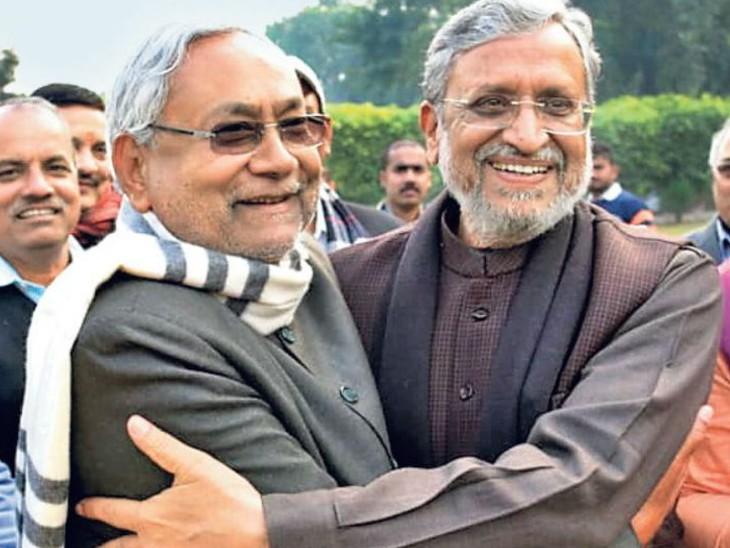 BJP is like one-way traffic, you can come here but can't go from here : Sushil Modi | सुशील मोदी ने कहा- मैं भले ही बिहार सरकार का हिस्सा नहीं, पर आत्मा उसी में बसती है