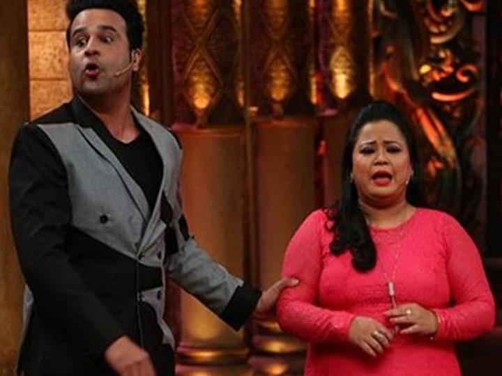ड्रग्स केस में फंसी भारती सिंह को कपिल शर्मा शो से निकाले जाने की खबरों पर बोले कृष्णा अभिषेक-'मैं और कपिल उनके साथ खड़े हैं'|बॉलीवुड,Bollywood - Dainik Bhaskar