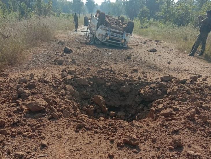 घटना में सूमो में सवार मोहम्मद इकबाल और बलराम प्रधान घायल हो गए हैं। दोनों को प्राथमिक उपचार के लिए बासागुड़ा लाया गया है।