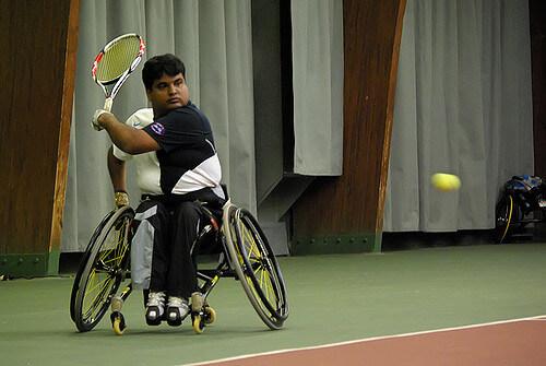 व्हीलचेयर टेनिस प्लेयर एच बोनिफेस प्रभु को 2014 में पद्मश्री से नवाजा गया।