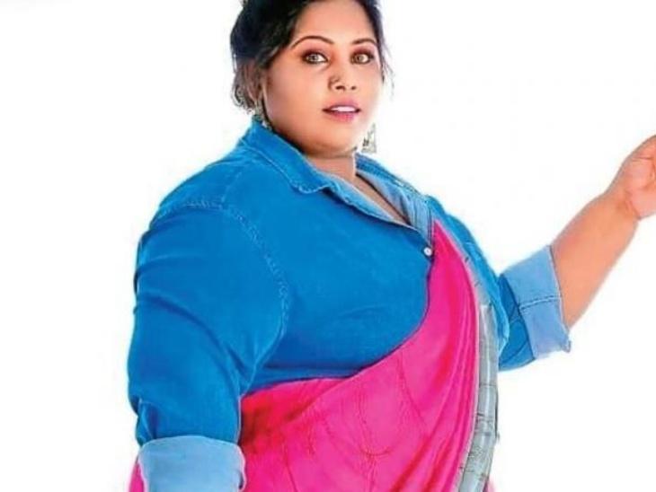 केरल की इंदुजा प्रकाश 27 साल की उम्र में बनी प्लस साइज मॉडल, उन्हें ऐसे लोगों से शिकायत है जो उनके मोटापे का मजाक उड़ाते हैं|लाइफस्टाइल,Lifestyle - Dainik Bhaskar