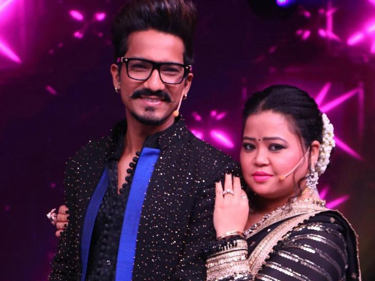 भारती और हर्ष ने शेयर किए कपल फोटो, ट्रोलर्स को जवाब देते-देते थक गए हर्ष तो ऑफ कर दिया कमेंट्स सेक्शन टीवी,TV - Dainik Bhaskar