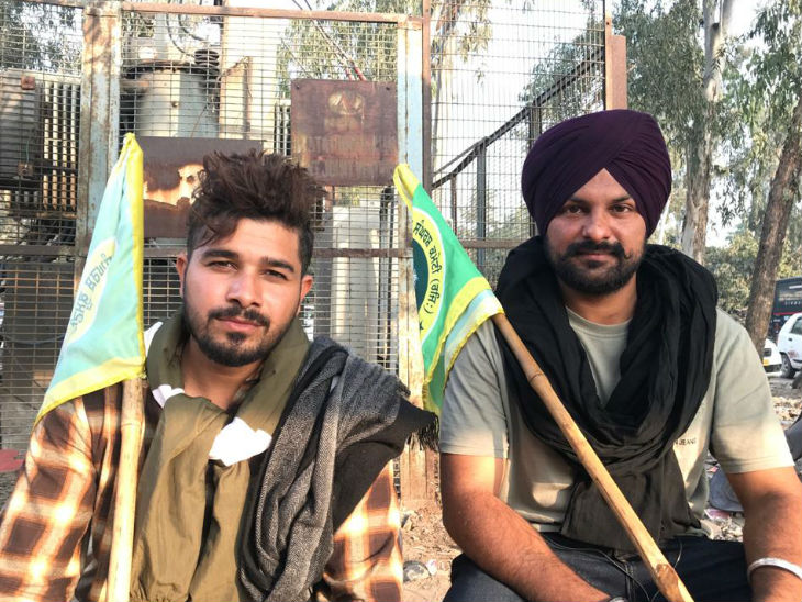 हरमन और अमरिंदर। हरमन मूल रूप से पंजाब के फाजिल्का जिले के रहने वाले हैं और बॉलीवुड की कुछ फिल्मों में काम कर चुके हैं।