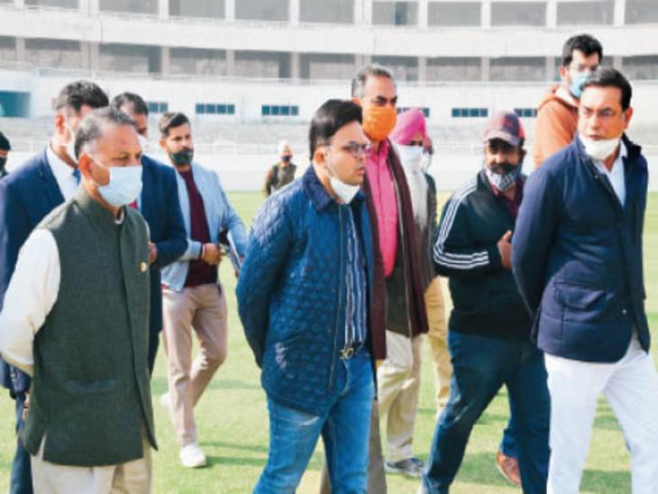 ट्राईसिटी में हो सकते हैं सैयद मुश्ताक अली के मैच, सुरक्षित हैं यहां के मैदान|चंडीगढ़,Chandigarh - Dainik Bhaskar