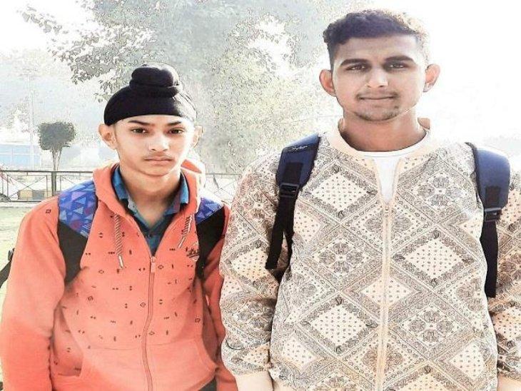 कोरोना रिपोर्ट दिखाने के बावजूद दो बच्चों को जहाज में बैठने नहीं दिया; दुबई की फ्लाइट छूटी, अभिभावकों ने जताया गुस्सा पंजाब,Punjab - Dainik Bhaskar