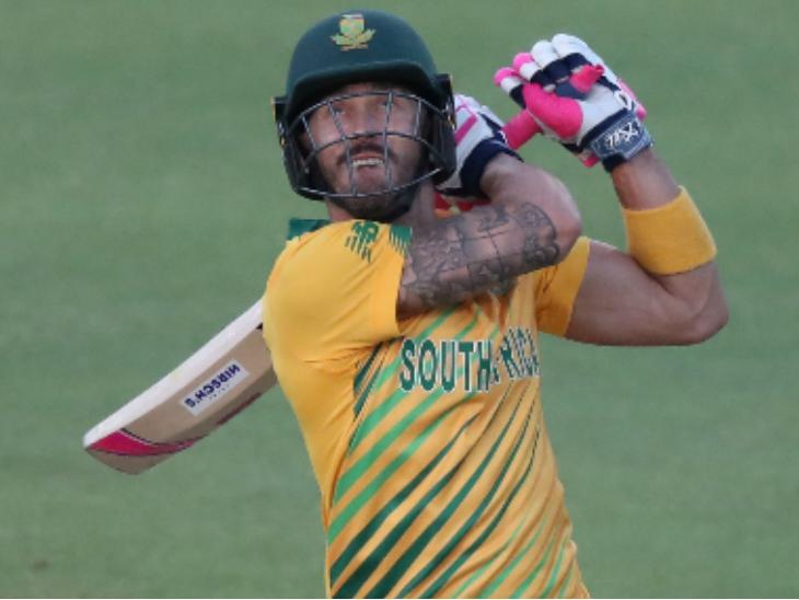 डु प्लेसिस को 3 मैच की वनडे सीरीज में आराम, चोटिल रबाडा भी टीम का हिस्सा नहीं|क्रिकेट,Cricket - Dainik Bhaskar